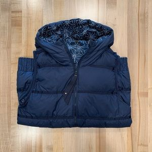 Lululemon Chilly Chill Reversible Puffy Vest in 8